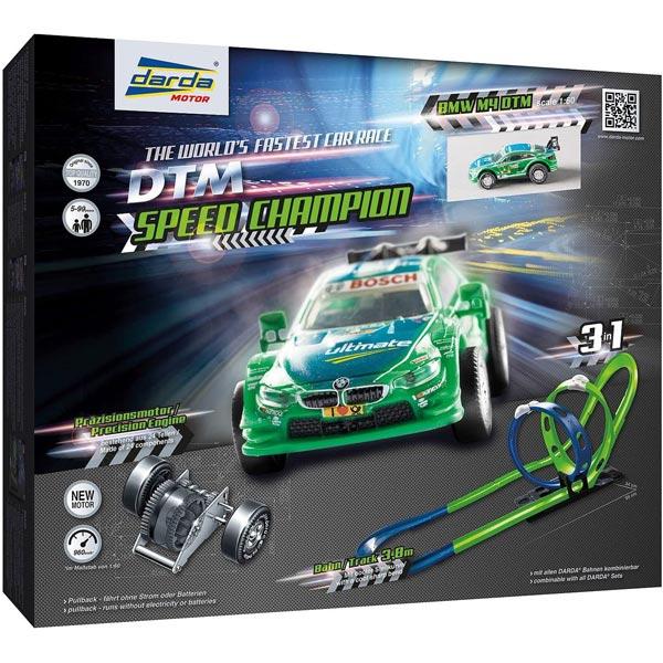 Auto staza Darda Motor 3u1 DTM Speed Champion 50251 - ODDO igračke