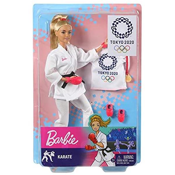 Barbie Lutka karatistkinja GJL74 - ODDO igračke