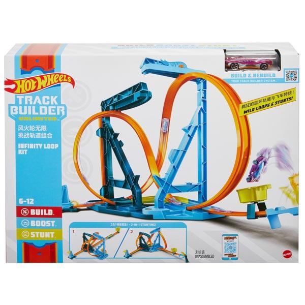 Hot Wheels auto pista GVG10 - ODDO igračke