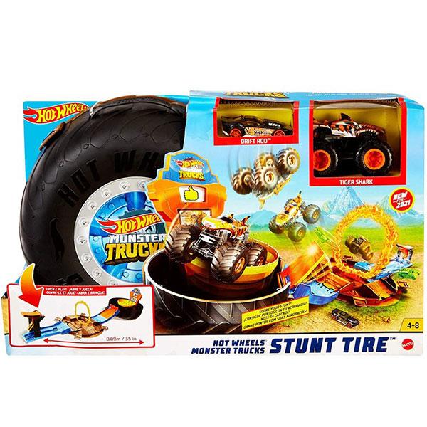 Mattel Monster Truck Guma GVK48 - ODDO igračke
