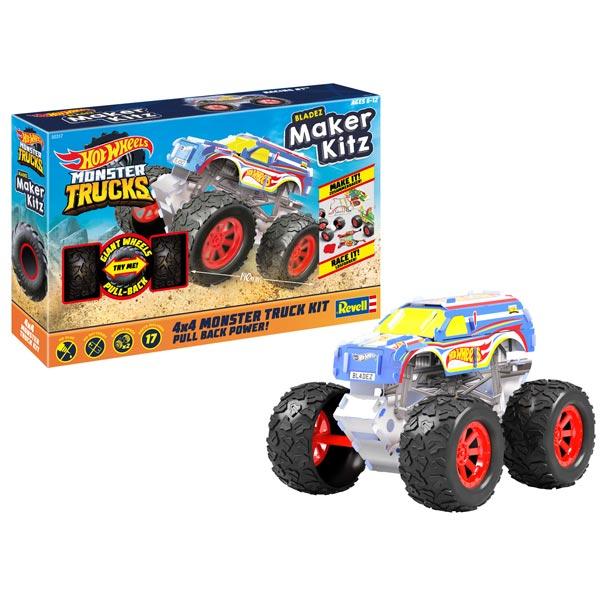Hot Wheels Revell Maker Kitz 1:32 Racing 50317 - ODDO igračke