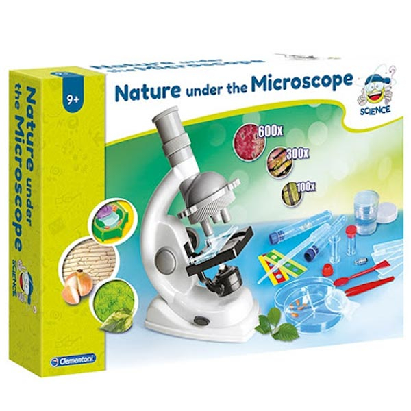 Clementoni mikroskop set 97803 (338630) - ODDO igračke