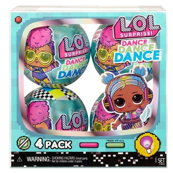 LOL Dance Doll 422846 - ODDO igračke