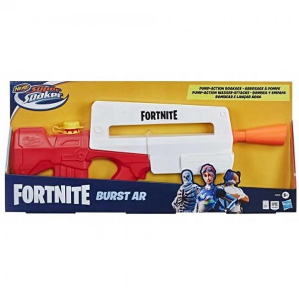 Nerf Super Soaker Fortnite Burst F0453 - ODDO igračke