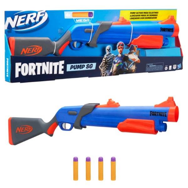 Nerf Fortnite Pump SG F0318 - ODDO igračke