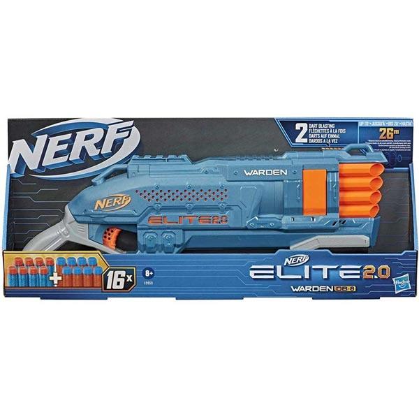 Nerf Elite 2 Warden DB 8 E9959 - ODDO igračke