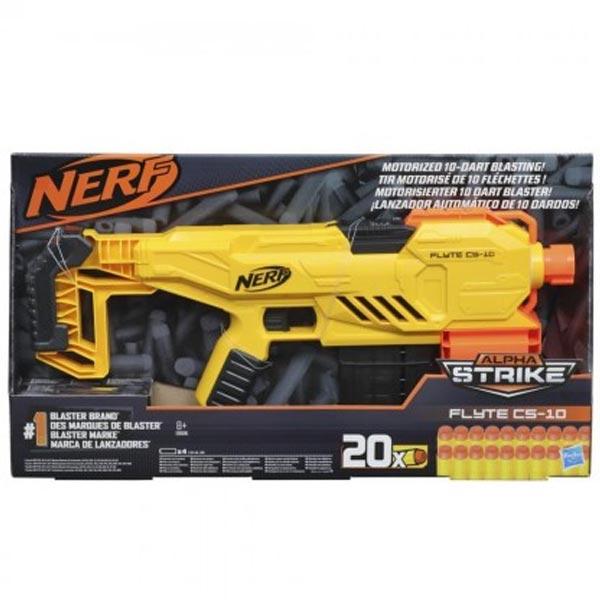 Nerf Alpha Strike Flyte CS 10 E8696 - ODDO igračke