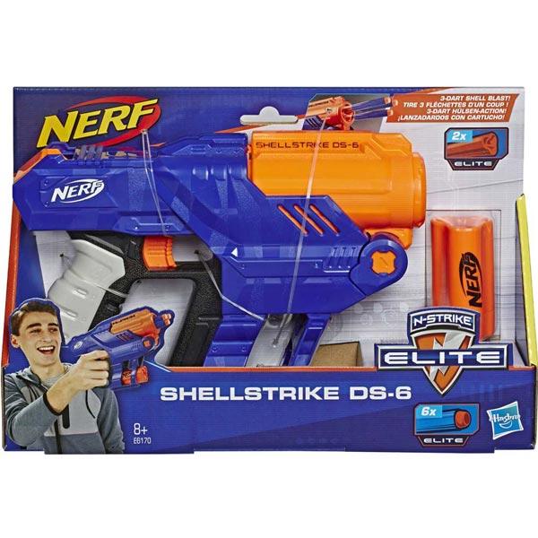Nerf Elite Shellstrike DS 1 E6170 - ODDO igračke
