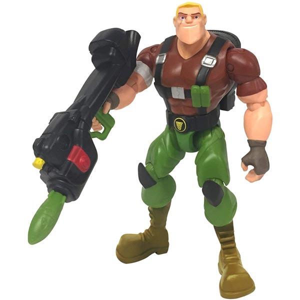 Akciona figura Power Players Sarge Basic Figure 38152 - ODDO igračke