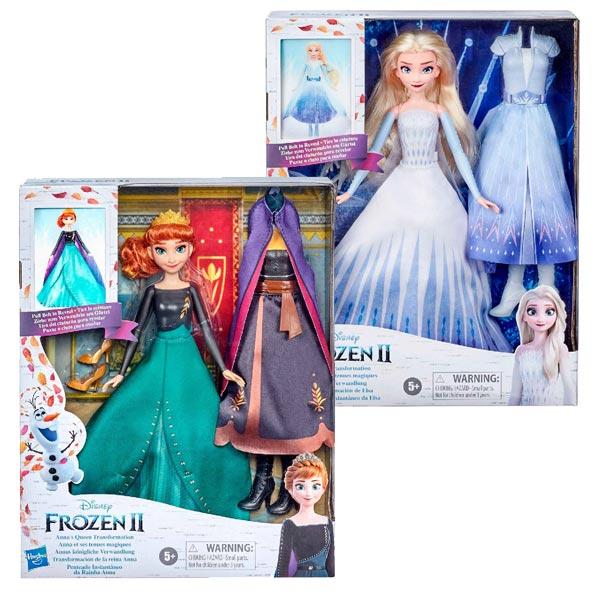 Frozen 2 Transforming Finale E7895 - ODDO igračke