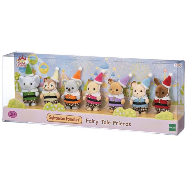Sylvanian Fairy Tale Friends EC5590 - ODDO igračke