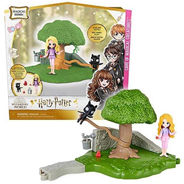 Harry Potter Magic Minnies drvo set SN6061845 - ODDO igračke