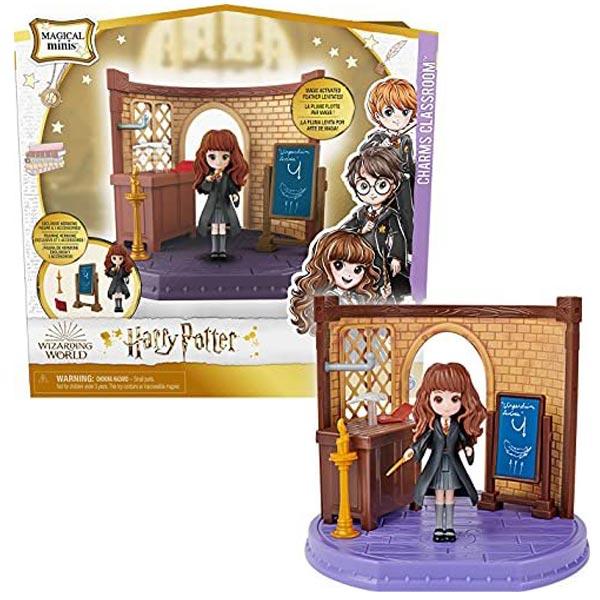 Harry Potter Magic Minnies učionica set SN6061846 - ODDO igračke