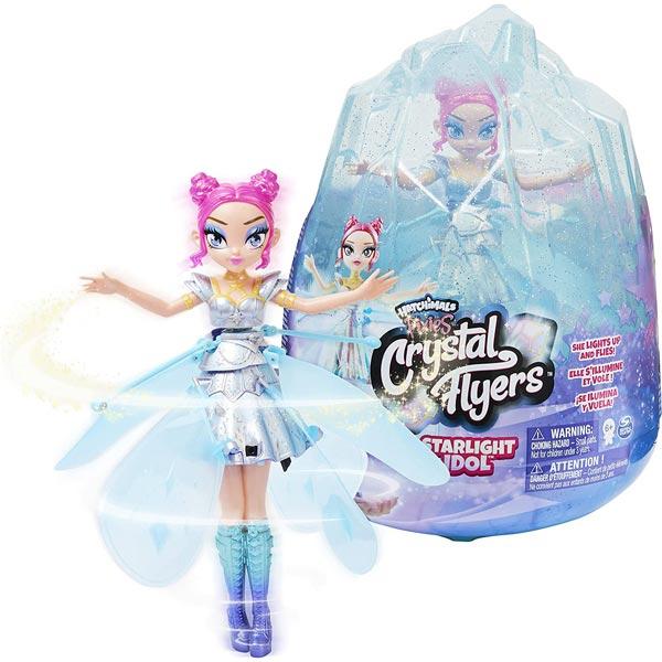 Hatchimals Pixies Crystal Flyers Starlight Idol Magična leteća Pixie Pop Star leteća vila SN6061661 - ODDO igračke