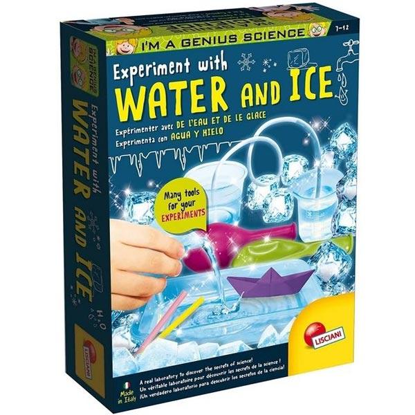 Mali Genije Edukativna igra eksperimenti sa vodom i ledom EX53704 - ODDO igračke