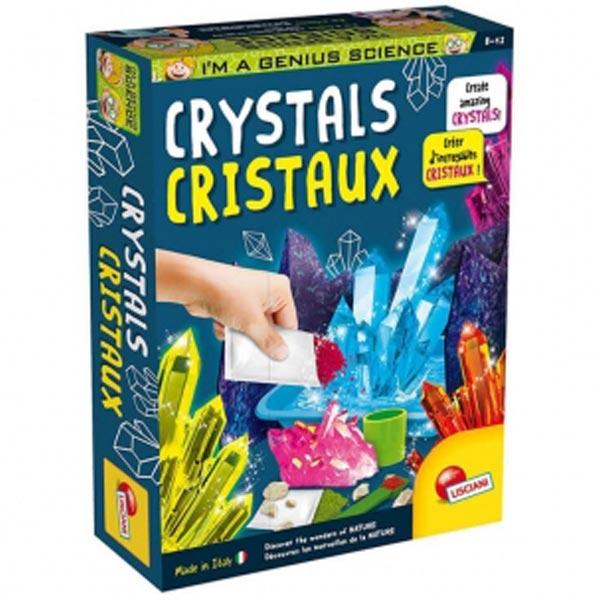 Mali Genije Liscianigiochi Kristali EX53728 - ODDO igračke