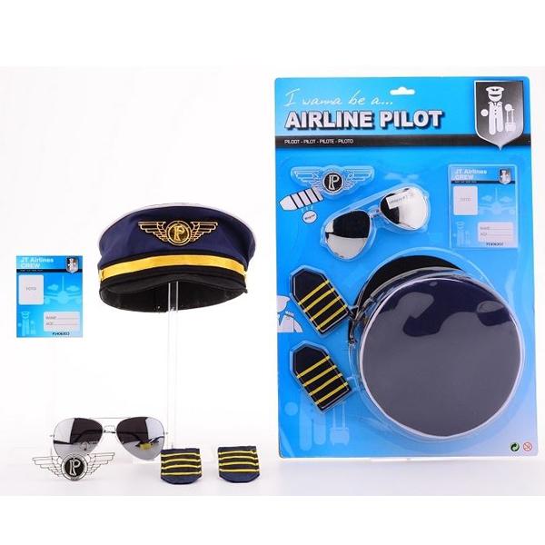 Pilotski set na kartonu 26917 - ODDO igračke
