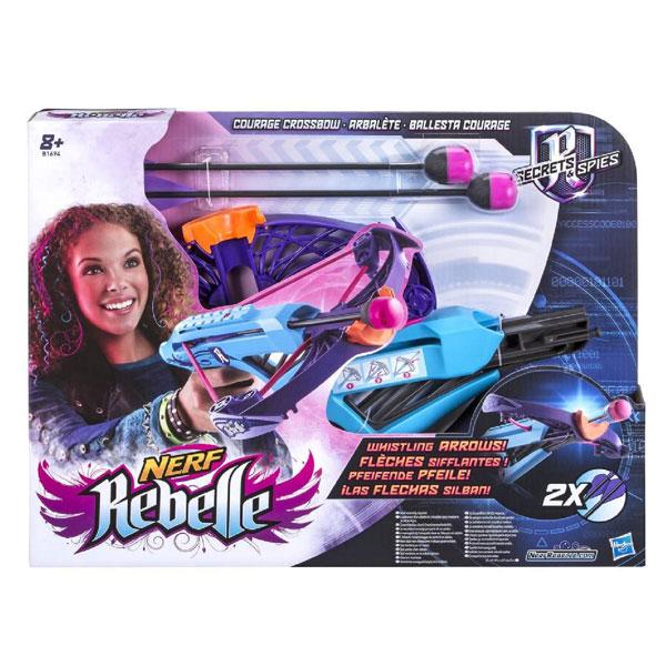 Plastični samostrel Nerf rebelle courage B1694 - ODDO igračke