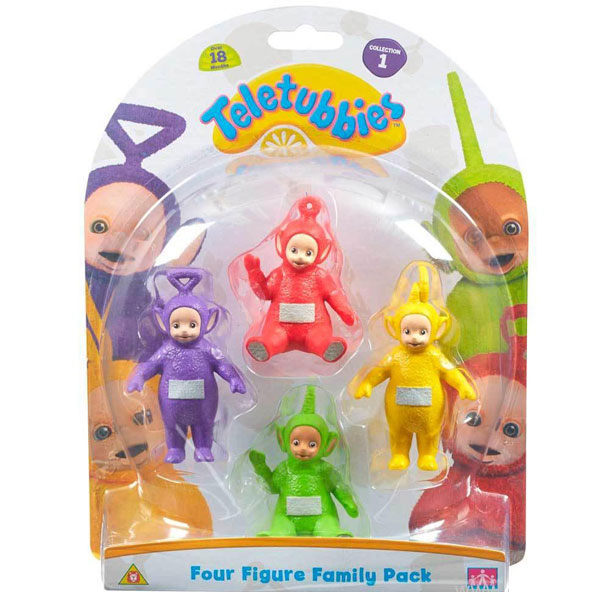 Teletabis figure TO5902 - ODDO igračke