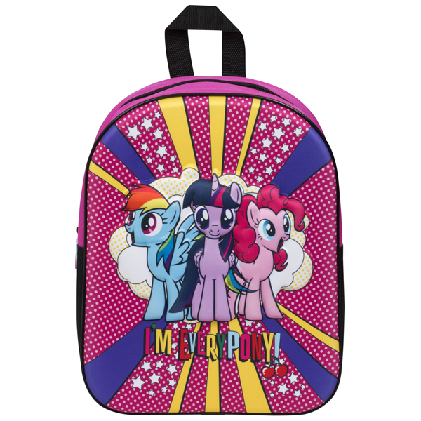 Ranac EVA Junior My Little Pony 32x26x10cm MLP-8114 - ODDO igračke
