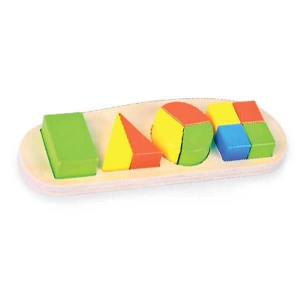 Geometrijski oblici na tabli Pino 5438 - ODDO igračke