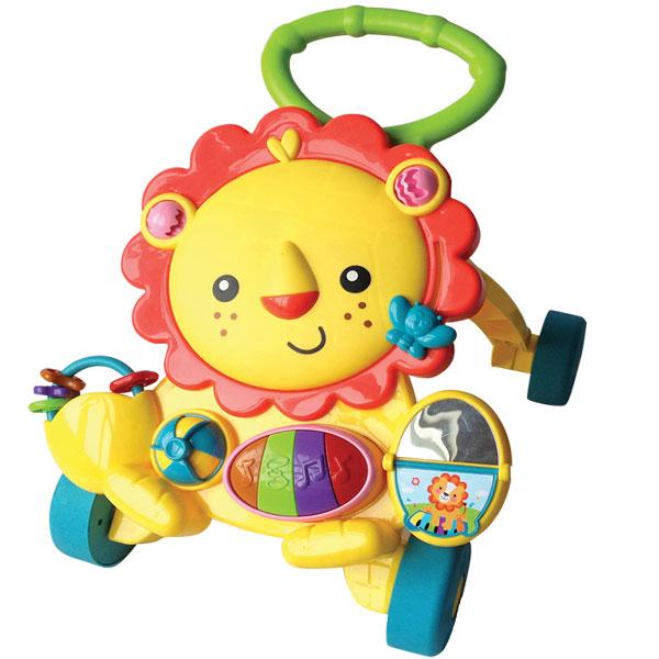 Aktiviti Šetalica Lion Bertoni 10050280000 - ODDO igračke