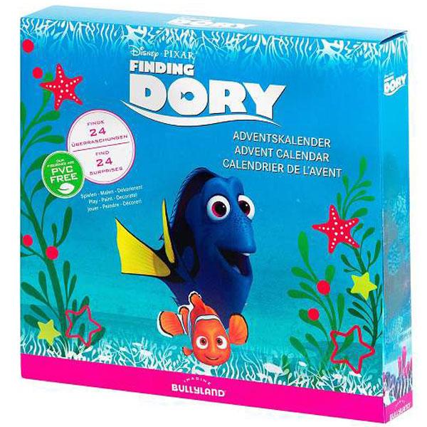 Bully Walt Disney Pixar Finding Dory Set Avanturistički Kalendar 12063 - ODDO igračke