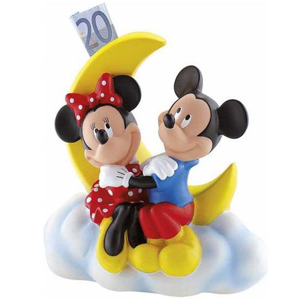 Bully Kasica Prasica Minnie Mouse i Mickey Mouse 15214 - ODDO igračke