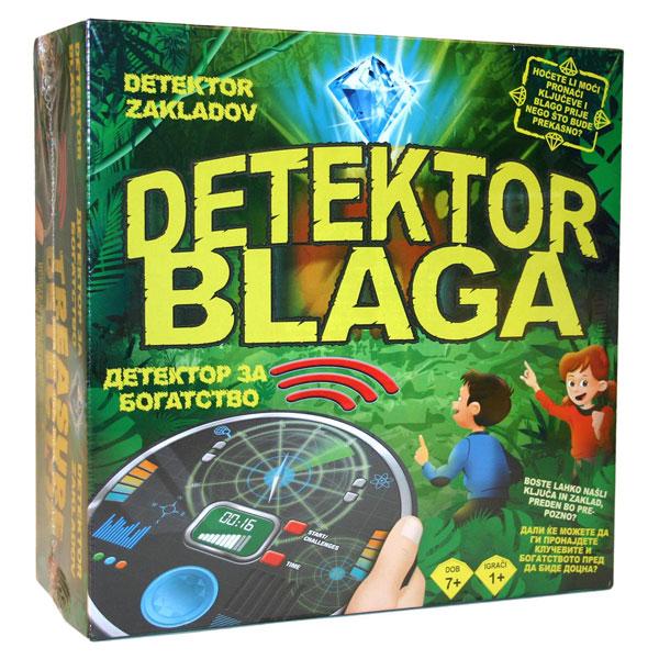 Društvena igra DETEKTOR BLAGA 0126717 - ODDO igračke