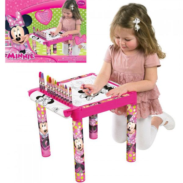 Dečiji stočić za devojčice Minnie 35-468000 - ODDO igračke