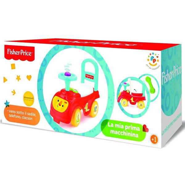 Auto guralica Fisher Price 018014 - ODDO igračke