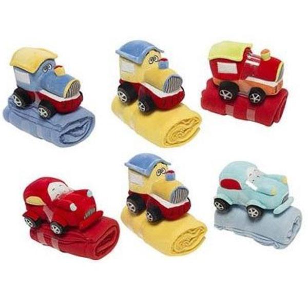 Ćebe sa figurom vozila - ODDO igračke