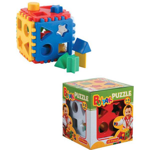 Kocka DEDE Didaktička 022099 - ODDO igračke