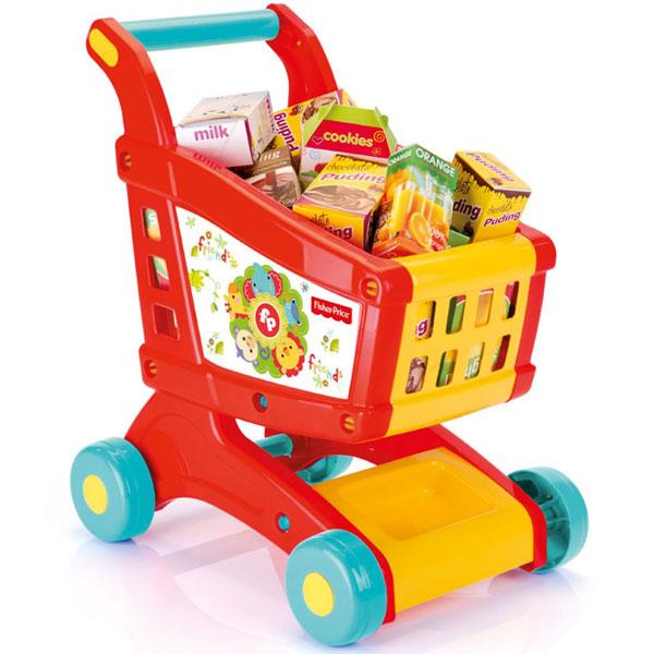 Market kolica Fisher Price 018069 - ODDO igračke