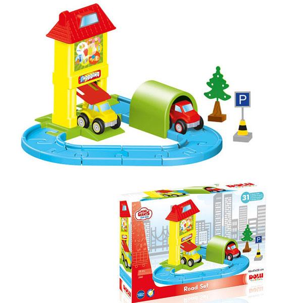 Auto set Dolu 051608 - ODDO igračke