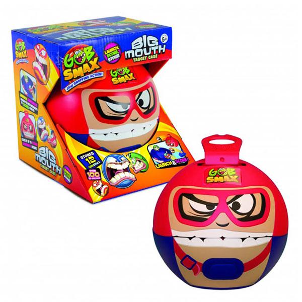 Gobsmax glava-meta sa lanserom + 1 Gobsmax loptica 4050-03838 - ODDO igračke