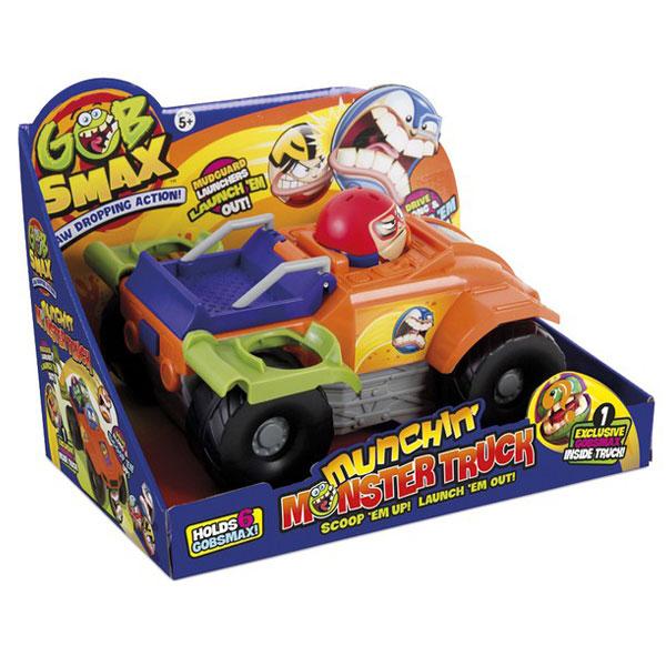 Gobsmax Monster Truck kamion + 1 Gobsmax loptica 4050-03840 - ODDO igračke
