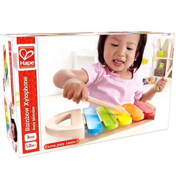 Ksilofon Hape Toys E0302 - ODDO igračke