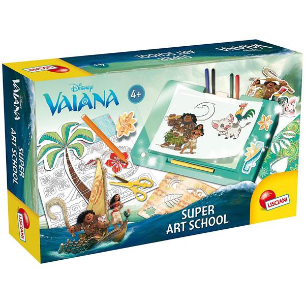 Set za crtanje Lisciani Vaiana 56095 - ODDO igračke