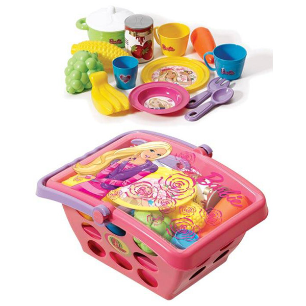 DEDE Barbie Korpa sa Namirnicama 015157 - ODDO igračke