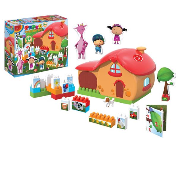 DEDE Pepee kućica 018608 - ODDO igračke