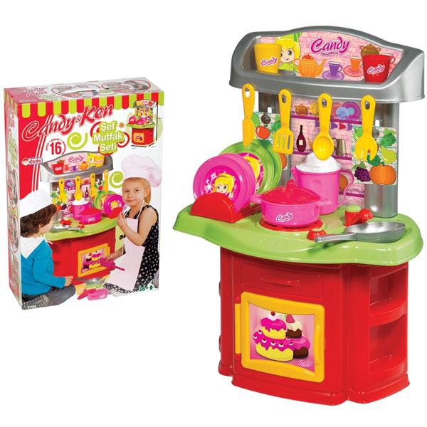 Kuhinja Set DEDE 015058 - ODDO igračke