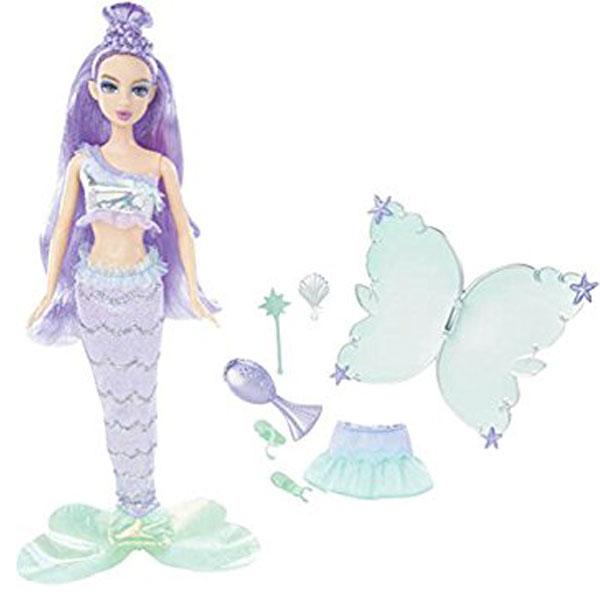 Barbie Make It Sirens L6863 - ODDO igračke