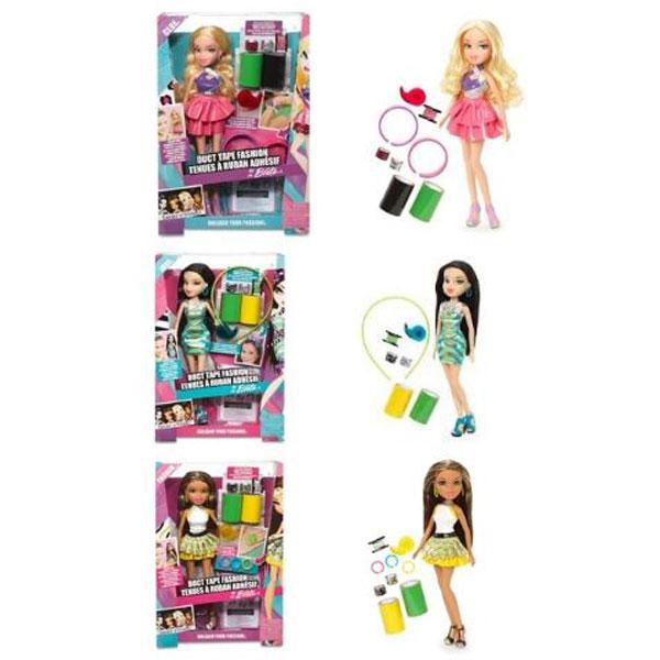 Lutka Bratz Duct Tape 526650 - ODDO igračke