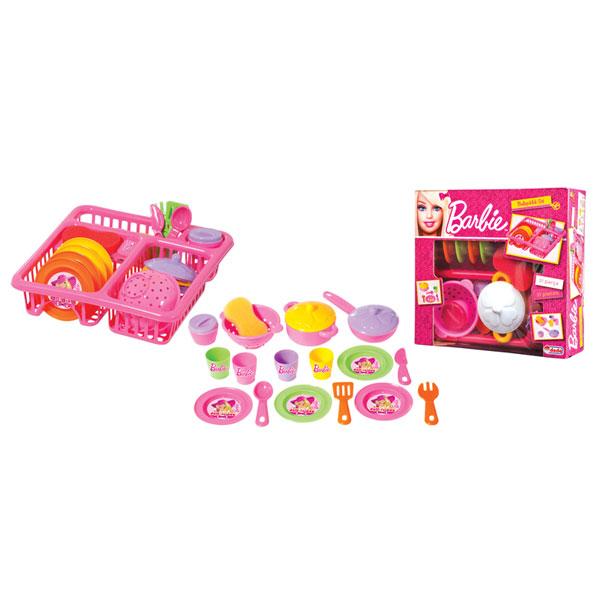 Posuđe set Dede Barbie 017533 - ODDO igračke