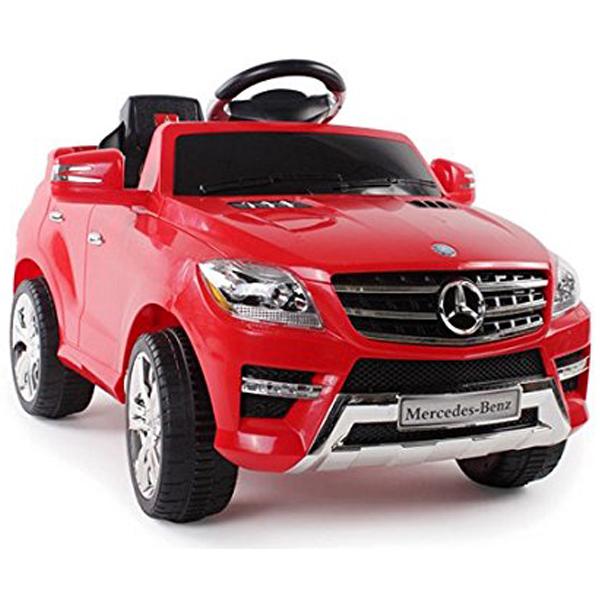 Auto na akumulator Mercedes R/C 7996 (95x60x52) 034393 MB7996R-1 - ODDO igračke