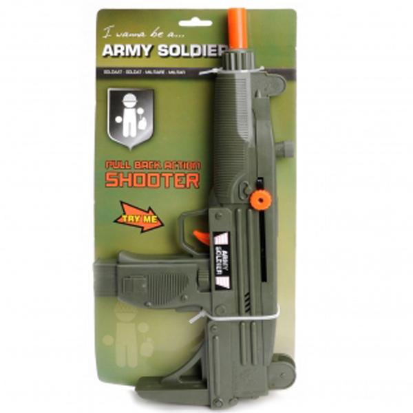 Puška automat 40cm 26889 - ODDO igračke
