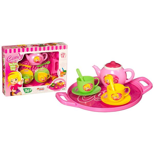 Čaj set Dede 015935 - ODDO igračke