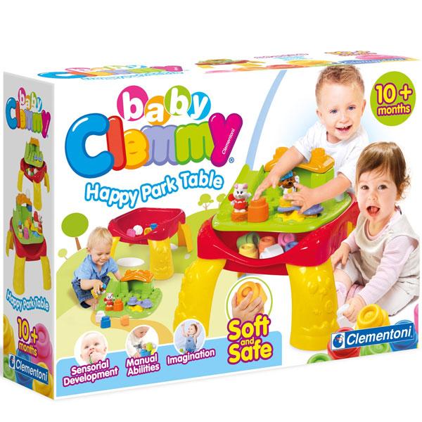 Mekane gumene kocke Clemmy Luna park CL14817 - ODDO igračke