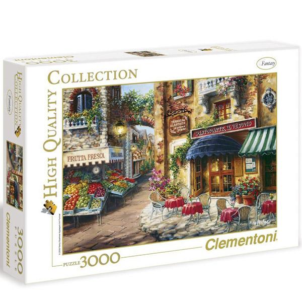 Clementoni Puzzla Buon Appetito 3000 pcs 33530 - ODDO igračke
